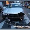 Belçika'da sahte kaza düzenleyen çete çökertildi