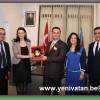 DR GANİRE PAŞAYEVA BELKAD'I ZİYARET ETTİ
