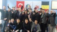 BTF'YE ALMANYA'DAN ZİYARET