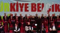GENK'TE TÜRK KÜLTÜR FESTİVALİ ÇOŞKUSU