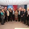 CHP HOLLANDA BİRLİĞİ'NDE TOPLU İSTİFA