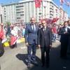 BTF'DEN ERZURUM BİRLİK MİTİNGİ'NE ÜST DÜZEY KATILIM