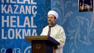 Görmez, Türk imamlara yönelik 'casusluk' suçlamasını redetti