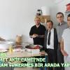 ANVERSTE ÇİFTE BAYRAM KUTLAMASI