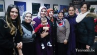 MAHİNUR ÖZDEMİR'İN OĞLU İÇİN MEVLİD OKUNDU