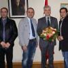 KELEBEK PERDESİ'NDEN BAȘKONSOLOS ERUYGUR'A ZİYARET