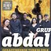 GRUP ABDAL, DE CENTRALE'DE KONSER VERECEK