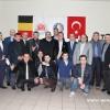 HALAÇOĞLU BRÜKSEL'DE 'ERMENİ MESELESİ'NE DEĞİNDİ