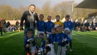 EUROPEAN CROSSİNG CUP U8'LERDE ŞAMPİYON EVERTON