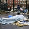 Belçika'da 2016 yılında 72 evsiz hayatını kaybetti