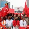 """BELÇİKALI TÜRKLER """"BENİ DE DİNLE"""" DEDİ"""