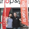 BOTANİQUE MAHALLESİ 'SHOP AND GO'YA KAVUŞTU