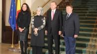 CUMHURBAŞKANI ERDOĞAN FEDERAL PARLAMENTO'YU ZİYARET ETTİ