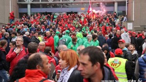 FGTB'DEN BÜYÜK PROTESTO HAZIRLIĞI