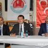 MİLLETVEKİLİ PARSAK MHP'NİN HASSASİYETLERİNİ ANLATTI
