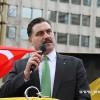 UETD Belçika Başkanı Hamarat'ın acı günü