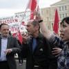 YUNANİSTAN'DA 'VERGİ YAĞMURU' MECLİSTE ONAYLANDI