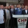 Kılıçdaroğlu'nun konvoyuna yapılan saldırı protesto edildi