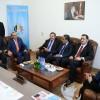 TBMM Dışişleri Komisyonu üyelerinden BTF'ye ziyaret
