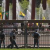 PKK destekçileri, BM Cenevre kampüsünde gözaltına alındı