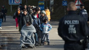 """Belçika'dan """"sadece BM kamplarından gelenlere"""" iltica imkanı verilmesi önerisi"""