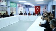 TBMM Dışişleri Komisyonu üyeleri Anvers'te