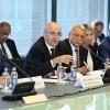 Başbakan Yardımcısı Şimşek Lüksemburglu işadamlarına FETÖ'yü anlattı
