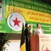 Brüksel'deki Kürt kültür haftası PYD kongresine dönüştü