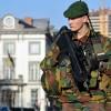 Belçika sokaklarındaki asker sayısı azalıyor