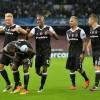 Beşiktaş, Napoli'yi kendi evinde devirdi