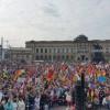 PEGIDA'dan, kuruluş yıl dönümünde ırkçı gösteri