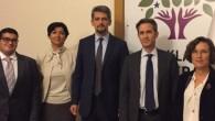 BM Raportörü Hdp heyeti ile görüştü