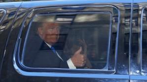 Trump, ABD'nin 45'inci başkanı oldu