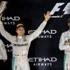 Formula 1'de şampiyon Rosberg