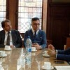 AK Parti Gençlik Kolları'ndan Schaerbeek belediyesine ziyaret