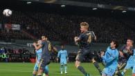 Kjaer, UEFA Avrupa Ligi'nin en iyi 11'inde