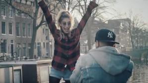 İrem Derici'den Amsterdam hatırası gibi bir videoklip