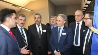 Azerbaycan heyetinden Türk kökenli vekillere ziyaret