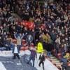 Leeds United maçında Türk bayraklı provokasyon