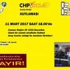 CHP Belçika Birliği Dünya Emekçi Kadınlar Günü'nü kutluyor