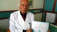 Emirdağlı uzman doktor, Eskişehir'de yılın hekimi seçildi