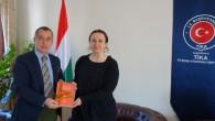 Macaristan TİKA'da görev değişimi