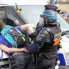 """Fransa'da """"polis şiddeti"""" protestoları"""