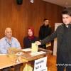 Avrupa'da ilk gün 37 bin 782 seçmen oy kullandı