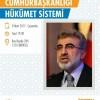 Ak Parti Milletvekili Taner Yıldız Brüksel'de Başkanlık sistemini anlatacak