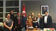Başkonsolos Dilşad Kırbaşlı Karaoğlu, çocukları makamında konuk etti