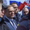 AB Konseyi Başkanı Tusk Polonya'da ifade verdi