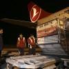 Yurt dışında kullanılan oylar Türkiye'ye getiriliyor