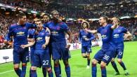 Manchester United, UEFA Avrupa Ligi'ni ilk kez kazandı