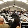 NATO zirvesini bin kişilik basın ordusu takip etti